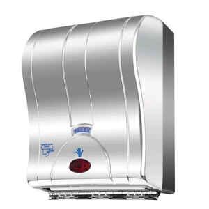 Palex - Palex 3491-K 21 Cm Otomatik Havlu Dispenseri Krom Kaplama (1)