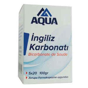 Aqua - Aqua İngiliz Karbonatı 5 GR