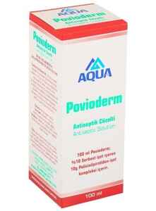 Aqua - Batiqonix Povidon İyot Çözelti 100 ML