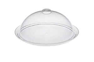Bora Plastik - Bora BO327 Pasta Fanusu Kristal Takım 25 Cm