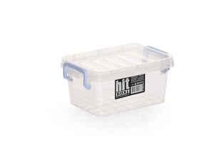 Bora Plastik - Bora BO436 Kapaklı Kasa 1,80 Litre