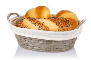 Bora BO664 Hasır Desenli Ekmek Sepeti Oval - Thumbnail (2)