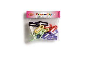 Bora Plastik - Bora BO685 Plastik Mandal 16 Adet
