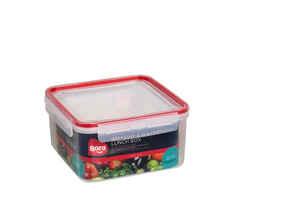 Bora Plastik - Bora BO870 Saklama Kabı Kare 2.1 Litre
