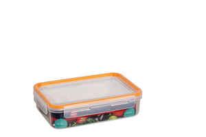 Bora Plastik - Bora BO873 Saklama Kabı Dikdörtgen 1.1 Litre