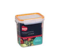 Bora Plastik - Bora BO875 Saklama Kabı Dikdörtgen 1.55 Litre