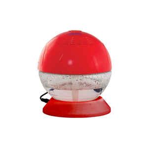 Discover - Discover Hava Temizleyici Sihirli Küre Işıklı Kırmızı