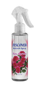 Discover - Discover Refresh Sprey Rose Garden 150 ML