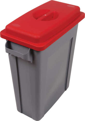 Ermop Dönüşüm Kutusu Kırmızı Kapaklı