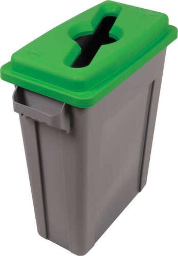 Ermop Dönüşüm Kutusu Yeşil Kapaklı
