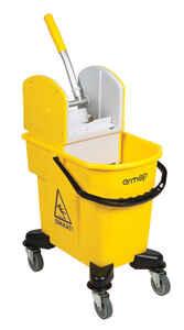 Ermop - Ermop Tek Kovalı Temizlik Arabası (1)