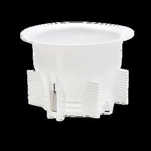 Flosoft - Flora Tek Kapaklı Sessiz WC Kapağı