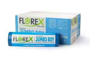 Florex - Florex Kağıt Atık Çöp Poşeti 80x110 800 GR 10 Rulo