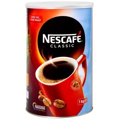 Nescafe - Nescafe Classic 1 KG Teneke