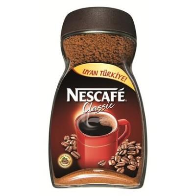 Nescafe - Nescafe Classic 100 GR Kavanoz