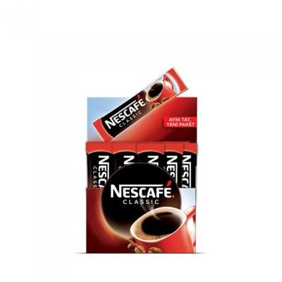 Nescafe - Nescafe Classic 2 GR 50 li Paket