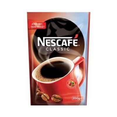Nescafe - Nescafe Classic 200 GR Poşet
