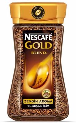 Nescafe - Nescafe Gold 50 GR Kavanoz