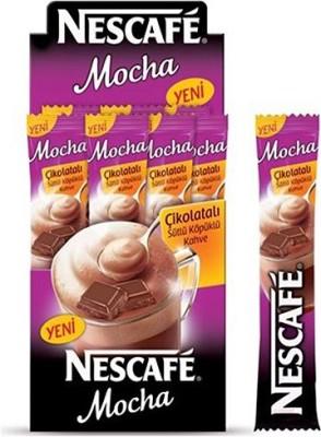 Nescafe - Nescafe Mocha 18 GR 24 lü Paket (1)