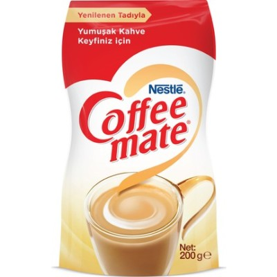 Nestle - Nestle Coffee Mate 200 GR