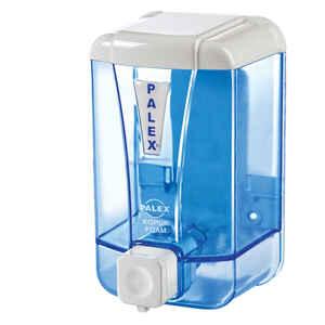 Palex - Palex 3432-1 Köpük Sabun Dispenseri 1000 CC Şeffaf Mavi