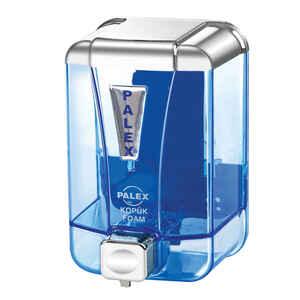 Palex - Palex 3432-2 Köpük Sabun Dispenseri 1000 CC Şeffaf Krom
