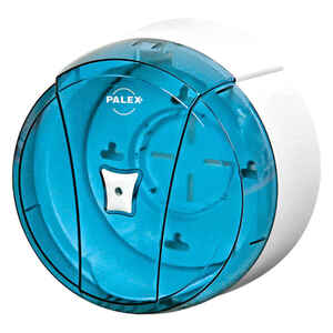 Palex - Palex 3440-1 İçten Çekmeli Tuvalet Kağıdı Dispenseri Şeffaf