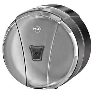 Palex - Palex 3440-2 İçten Çekmeli Tuvalet Kağıdı Dispenseri Füme