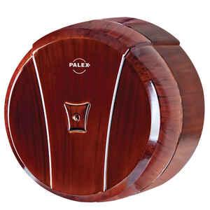 Palex - Palex 3440-A İçten Çekmeli Tuvalet Kağıdı Dispenseri Ahşap