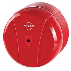 Palex - Palex 3440-B İçten Çekmeli Tuvalet Kağıdı Dispenseri Kırmızı