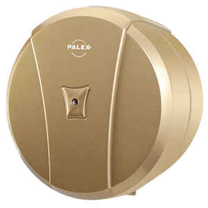 Palex - Palex 3440-G İçten Çekmeli Tuvalet Kağıdı Dispenseri Gold
