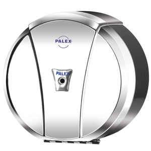Palex - Palex 3440-K İçten Çekmeli Tuvalet Dispenseri Krom Kaplama