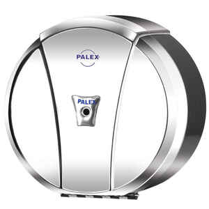 Palex - Palex 3440-K İçten Çekmeli Tuvalet Kağıdı Dispenseri Krom Kaplama