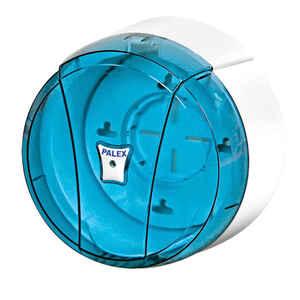 Palex - Palex 3442-1 Mini İçten Çekmeli Tuvalet Kağıdı Dispenseri Şeffaf