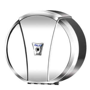 Palex - Palex 3442-K Mini İçten Çekmeli Tuvalet Kağıdı Dispenseri Krom Kaplama