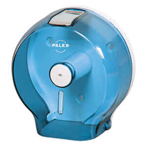 Palex - Palex 3444-1 Mini Jumbo Tuvalet Kağıdı Dispenseri Şeffaf