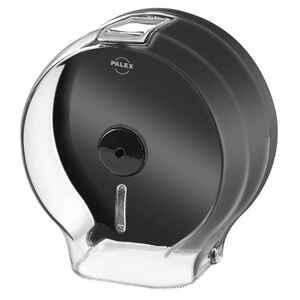 Palex - Palex 3444-2 Mini Jumbo Tuvalet Kağıdı Dispenseri Füme