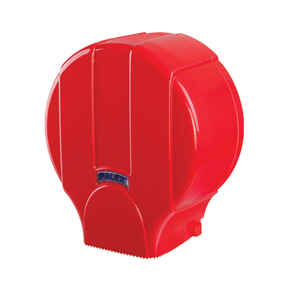 Palex - Palex 3448-B Jumbo Tuvalet Kağıdı Dispenseri Kırmızı