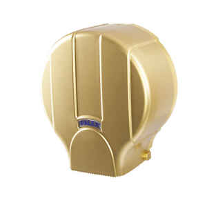 Palex - Palex 3448-G Standart Jumbo Tuvalet Kağıdı Dispenseri Gold