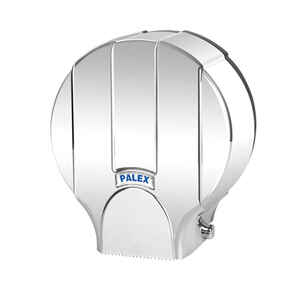 Palex - Palex 3448-K Standart Jumbo Tuvalet Kağıdı Dispenseri Krom Kaplama
