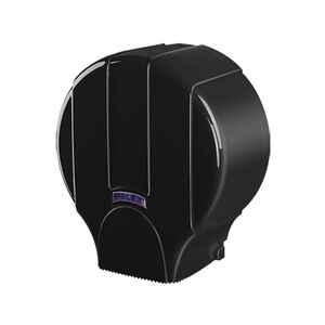 Palex - Palex 3448-S Standart Jumbo Tuvalet Kağıdı Dispenseri Siyah