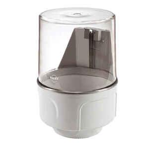 Palex - Palex 3458-2 İçten Çekmeli Kağıt Havlu Dispenseri Füme
