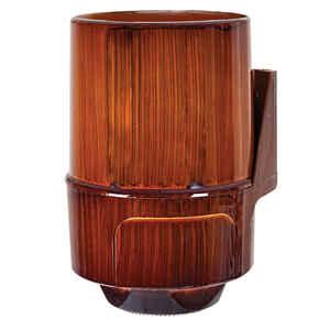Palex - Palex 3458-A İçten Çekmeli Kağıt Havlu Dispenseri Ahşap