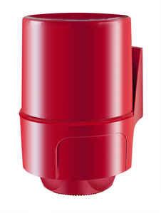 Palex - Palex 3458-B İçten Çekme Havlu Dispenseri Kırmızı