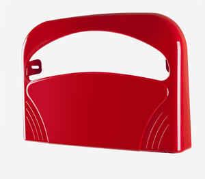 Palex - Palex 3460-B Klozet Kapak Örtüsü Dispenseri Kırmızı