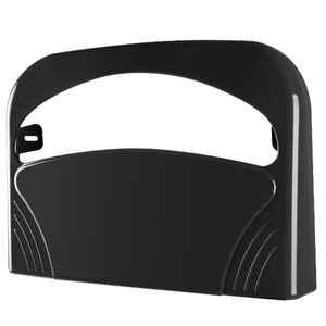 Palex - Palex 3460-S Klozet Kapak Örtüsü Dispenseri Siyah