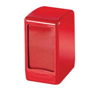 Palex - Palex 3474-B Masa Üstü Peçete Dispenseri Kırmızı Ağır