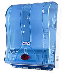 Palex - Palex 3491-1 21 Cm Otomatik Havlu Dispenseri Şeffaf (1)
