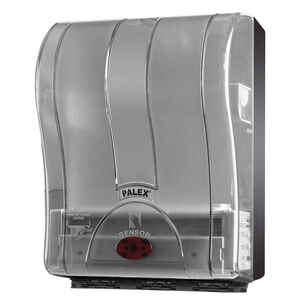 Palex - Palex 3491-2 21 Cm Otomatik Havlu Dispenseri Füme