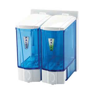 Palex - Palex 3564-0 Sıvı Sabun Dispenseri 250x2 CC Beyaz